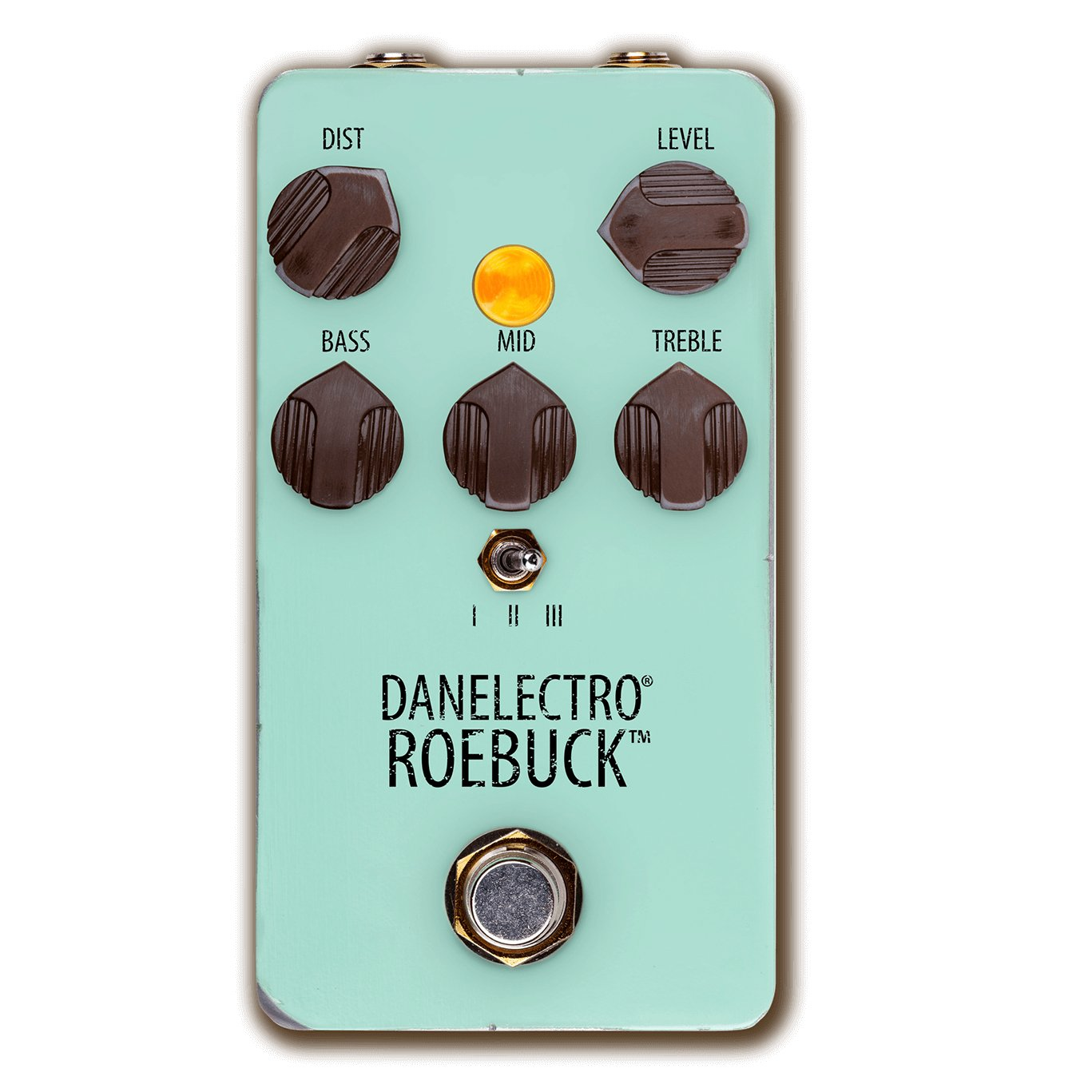 Danelectro Roebuck Distortion Pedal