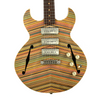 Prisma Guitars Diavolo Semi-Hollow #00087
