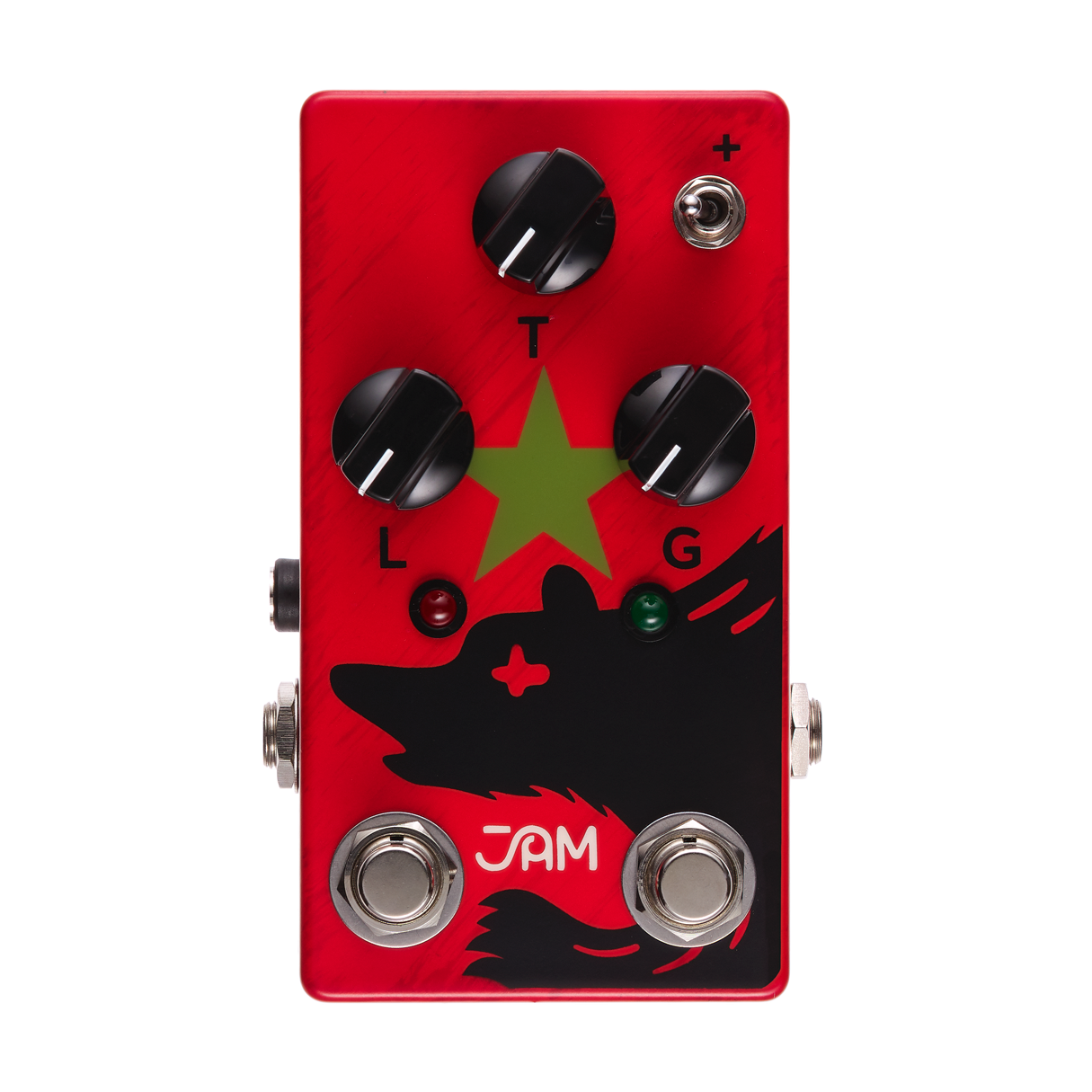 Jam Pedals Red Muck MK2