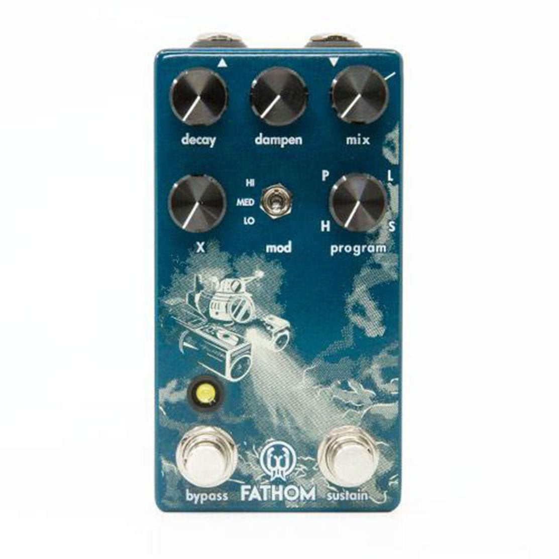 Walrus Audio Fathom Multi-Function Reverb