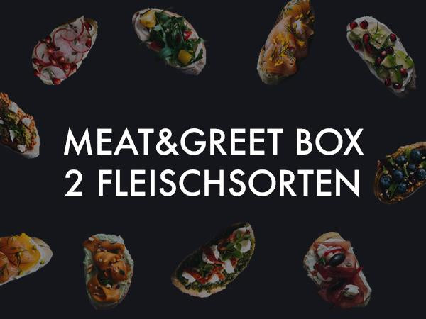 Meat & Greet-Box (14 Stk.)