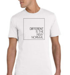 Different is the New Normal Men's T-Shirt
