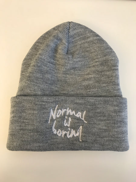 Normal is Boring Beanie