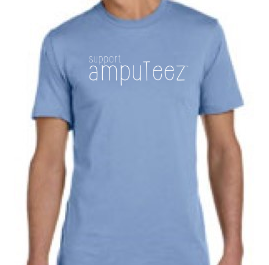 support ampuTeez Men's T-Shirt