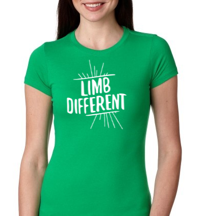 Limb Different Women's T-Shirt