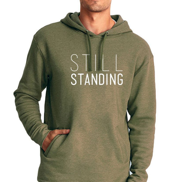 Still Standing Unisex Hooded Sweatshirt