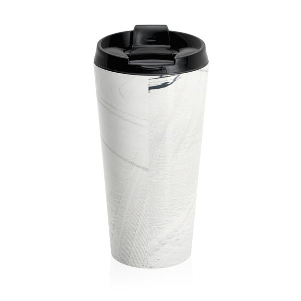 Chair Lift Shadow - Stainless Steel Travel Mug