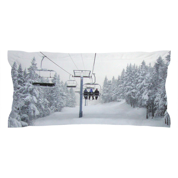 Chair Lift - Pillow Sham