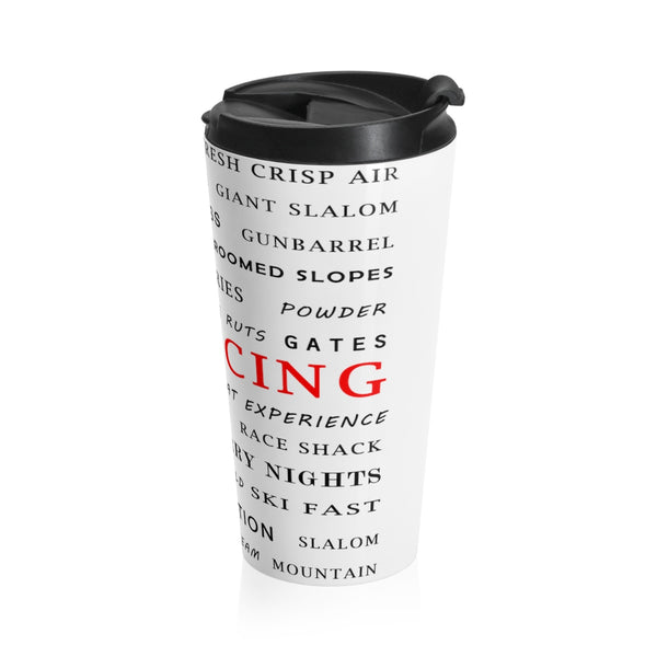 Stainless Steel Travel Mug - Travel Mug