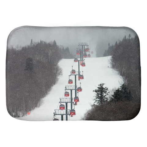 Stowe Mountain Gondola - Bath Mat
