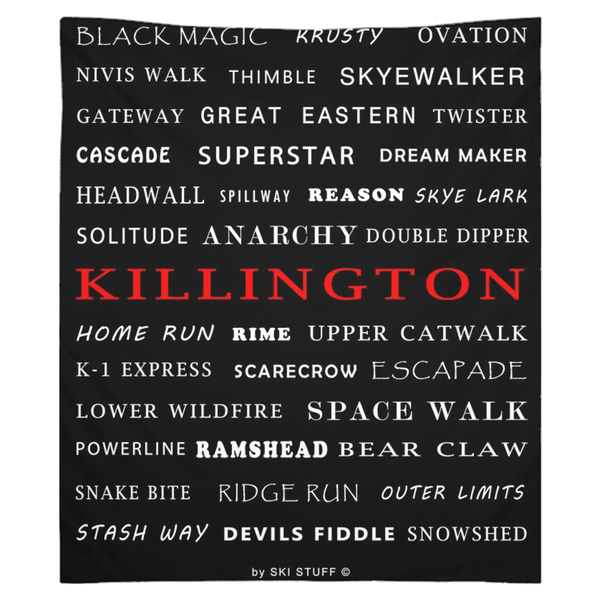 Killington - Wall Tapestry
