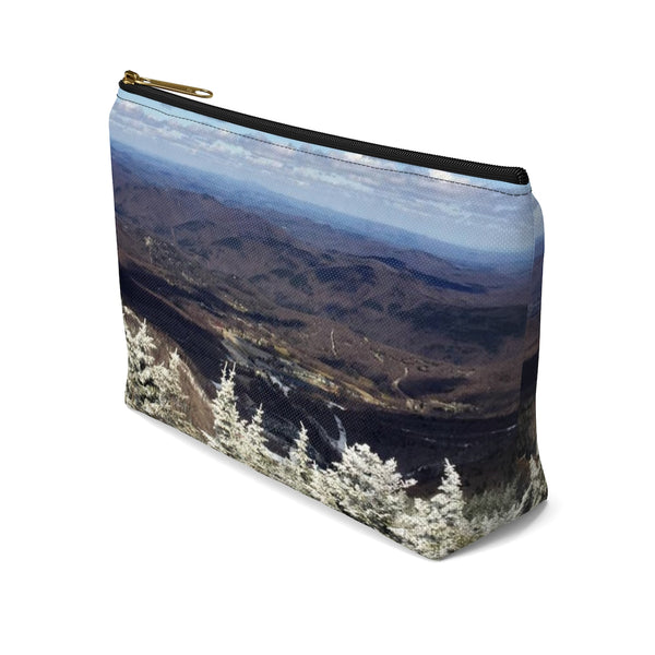 Killington View - Accessory Pouch w T-bottom