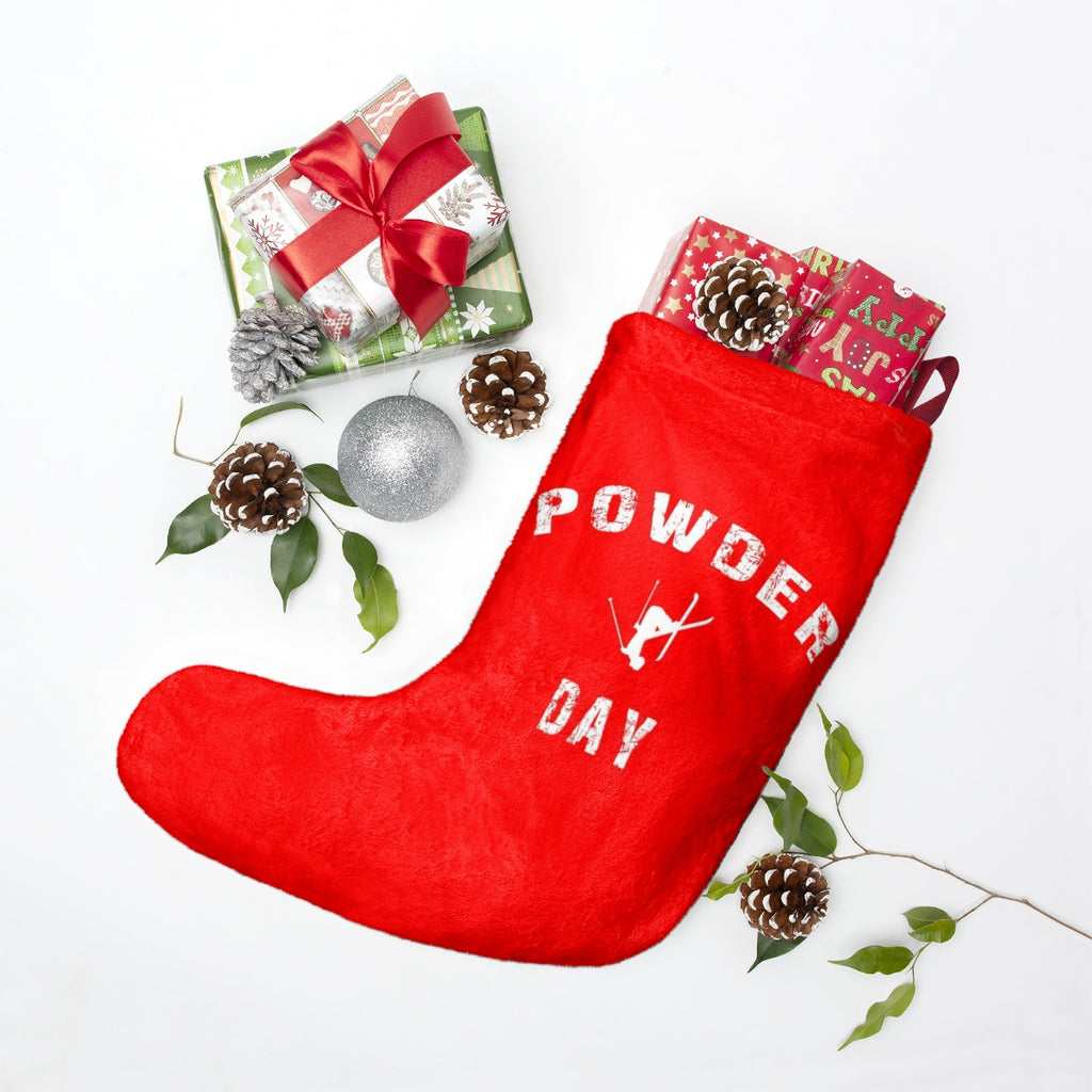 Christmas Stockings - Powder Day