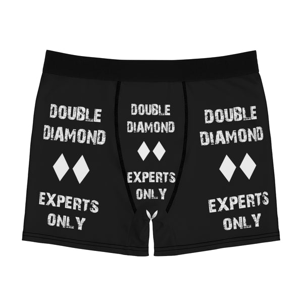 Double Diamond - Men's Boxer Briefs