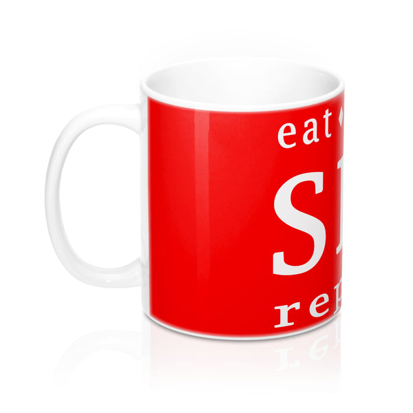 Eat Sleep SKI Repeat - Mug