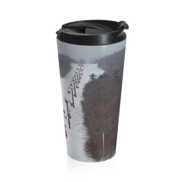 Stowe Gondola - Stainless Steel Travel Mug