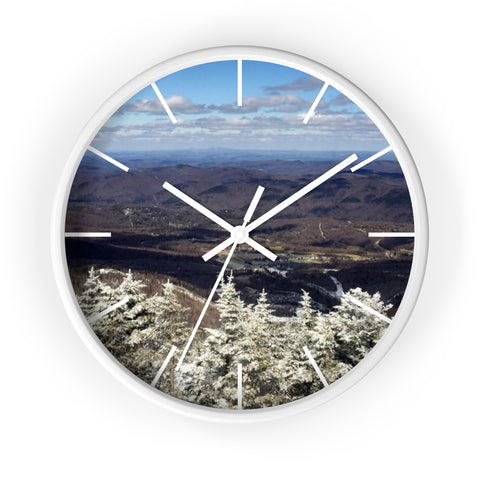 Wall Clock - Killington View