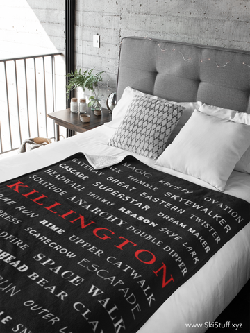 Killington - Throw Blanket