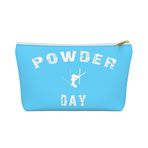 Powder Day - Accessory Pouch w T-bottom