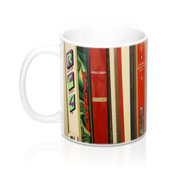 Skis and Bindings - Mug
