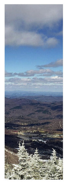 Killington Mountain View - Yoga Mat