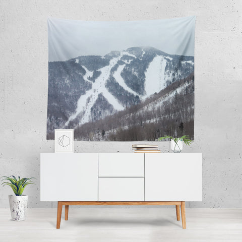 Killington Mountain - Wall Tapestry