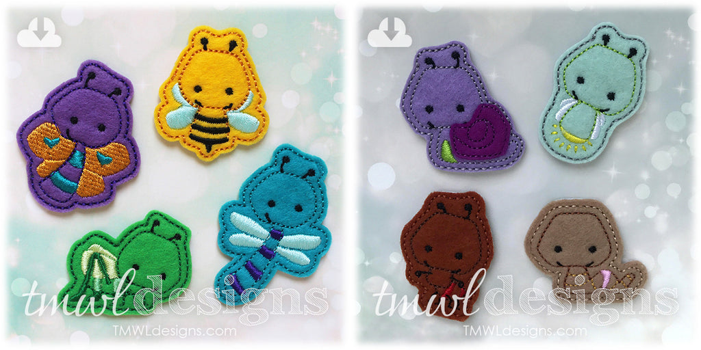 Bug Designs Now Available