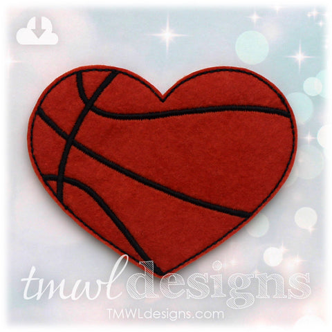 Basketball Heart Slider