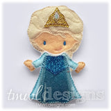 Princess Elsie Doll Slider