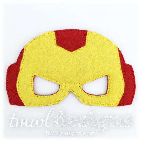 Iron Hero Mask