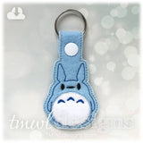 Medium Tororo Key FOB