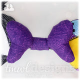 Mrs Mouse Headband Bow Stuffie