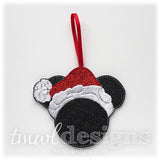Mr Christmas Mouse Ornament
