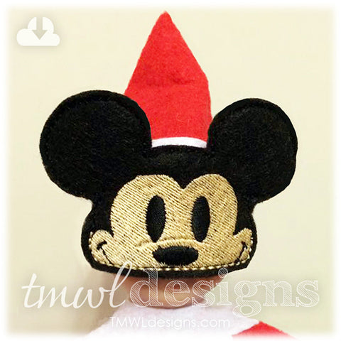 Mr Mouse Ears Elf Mask