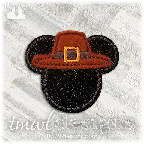 Mr. Mouse Pilgrim Feltie