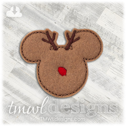 Mr Mouse Rudolph Feltie