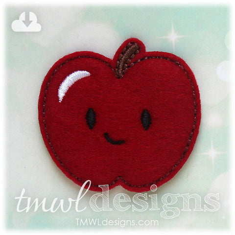 Apple Feltie
