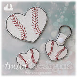 Baseball Heart Slider