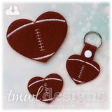 Football Heart Slider