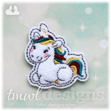 Unicorn F Feltie