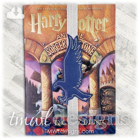 Wizard School House Eagle Bookmark