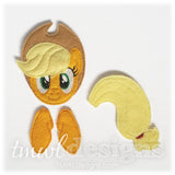 Apple Pony Bow Parts