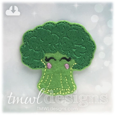 Broccoli Feltie