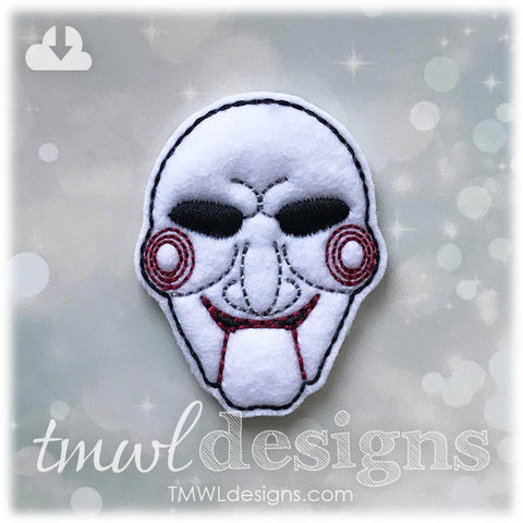 Jigsaw Elf Mask