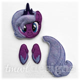Lunar Pony Bow Parts