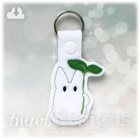 Small Tororo Key FOB