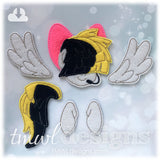 Songbird Pony Bow Parts