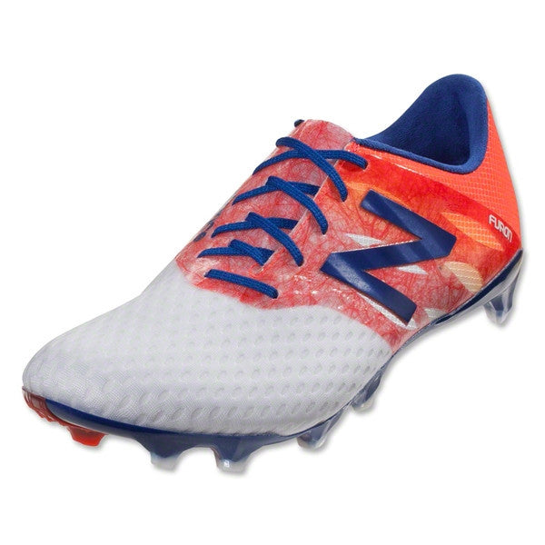 415e1946f25 New Balance Furon Pro FG Wide (White Flame Ocean Blue)