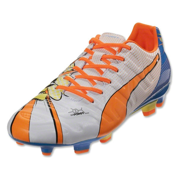 fc93f19c636c Puma evoPower 3.2 Graphic POP FG (White Orange Clown Fish)