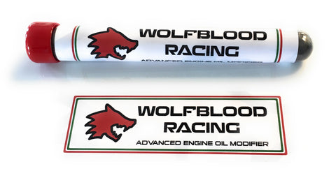 Wolfblood racing engine oil friction modifier tube 25g